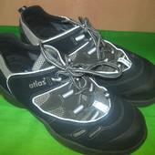 робочие ботинки 45р (29,7см) Atlas