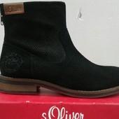 Деми-ботинки S. Oliver
