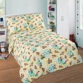 Комплект детского постельного белья Пчелки, поплин