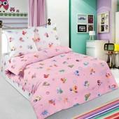 Комплект детского постельного белья Бусинка роз., поплин