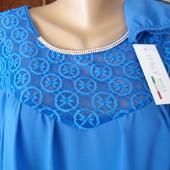 блузка женская большой размер