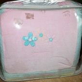 Комплект постельного белья для кроватки,Бортики на детскую кроват