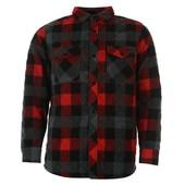 Тёплые флисовые рубашки Lee Cooper р. 7-8, 9-10, 11-12, 13