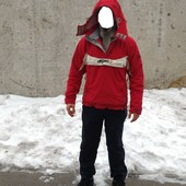 Куртка анорка лыжная Degre 7 р-р. S-M (Зима)