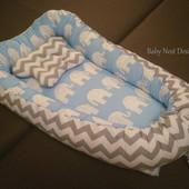 Гнездышко - Кокон для новорожденного