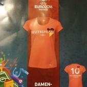 Футболка хлопковая Esmara (германия) размер 32 евро наш 44-46