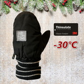 Лыжные детские рукавицы Thinsulate Faded Glory Сша
