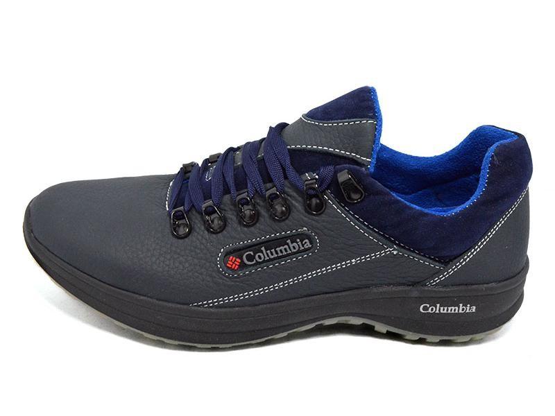 Кроссовки Columbia 92 Blue (реплика) фото №1