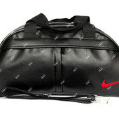 Женская качественная спортивная вместительная сумка (Nike red)