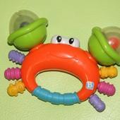 Фирменная развивающая игрушка от B kids 0-6 мес