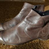Деми ботиночки 37.5 р., 24.5 см