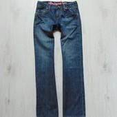Новые джинсы для девочки. Штанина клёш. Retour. Размер 11 лет