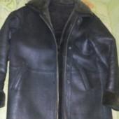 куртка дубленка мужская размер 58-60 xxxxxl