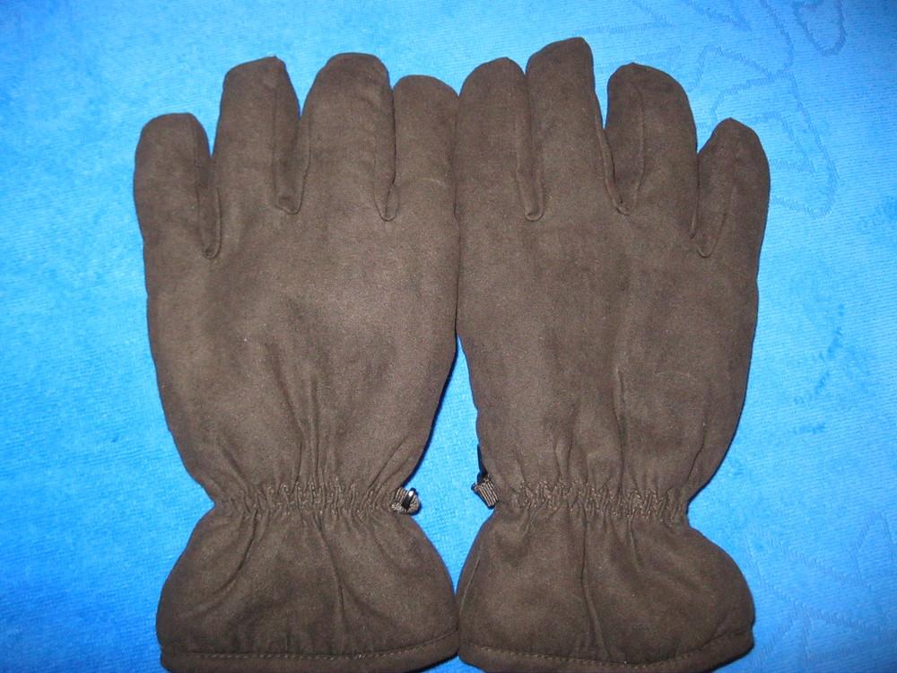 Теплые перчатки TCM размер 10. фото №1