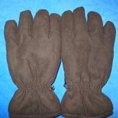 Теплые перчатки TCM размер 10.