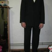 Мужской костюм деловой на рост 192см. состояние идеальное! Одет 1 раз