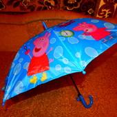 Зонт Свинка Пеппа 4 вида