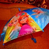 Зонт Фрозен 2 вида