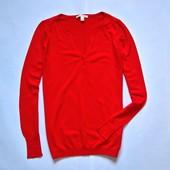 Красный джемпер Esprit (М)