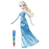 Кукла Эльза с сияющей одеждой Холодное сердце elsa frozen hasbro