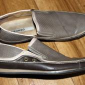 Туфли мужские весна-лето,43 размер, стелька 28,5