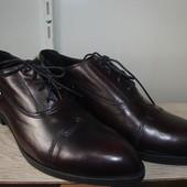 Распродажа! Женские кожаные туфли на шнурках Joia Donna. 3 оттенка.