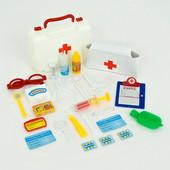 Доктор Волшебная аптечка 24 предмета в чемодане 2550 Joy Toy