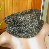 Полезнейший теплый аксессуар - шарф-хомут Takko, Германия