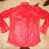 Мужская рубашка размер XL, цвет красный