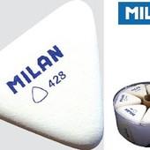 Ластик Milan 428 (треугольный) большой