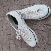 Кеды белые Adidas 45 размер