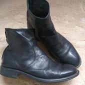 Ботинки Geox  кожа 42р 27 см Германия