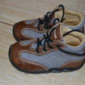Geox respira 22р Оигинал кожаные ботинки кроссовки