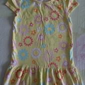 продам платье летнее девочке 4-5 лет рост 104-110 George