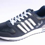 Кроссовки мужские Adidas blue (реплика)