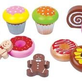 Игровой набор «Пирожные», Lelin 65-016