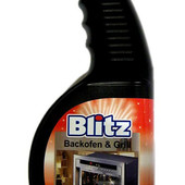 Спрей для очистки от жира Blitz backofen & grill для духовок и кухни 650мл