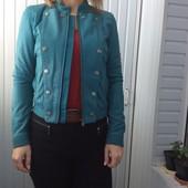 Куртка кожаная фирмы Diesel