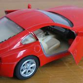 Игрушечная модель BMW Z4 Coupe