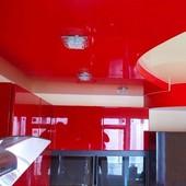 Установка натяжных потолков любой сложности от 140 грн.м2