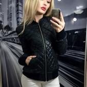 Женская Куртка Адель + реал. фото