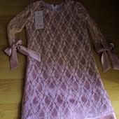 Нарядное шикарное платье для девочки Польша
