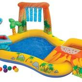 Детский игровой надувной центр Intex 57444
