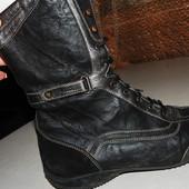 демисезонные ботинки geox  41 размер