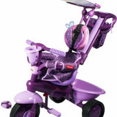 велосипед Fisher Price Royal 1570133 Smart Trike. Оригинал