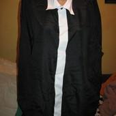 Рубашка мужская,вискоза,по вороту-45-46(разм.56-58).