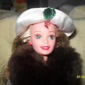 Коллекционная кукла Барби Holiday Memories