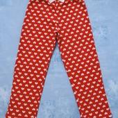 Флисовые штаны George на 7-8 лет, б/у. Хорошее состояние, без пятен. Длина 74 см, шаговый 55 см, ПО