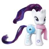 Пони Рарити с волшебной картинкой my little pony magical scenes rarity