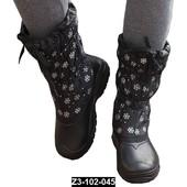 Женские зимние непромокающие сапоги для сырой погоды, 37-42 размер, Z3-102-045